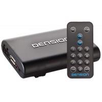 Dension DBR1GEN DAB+R DAB Receiver with Wireless Remote Control