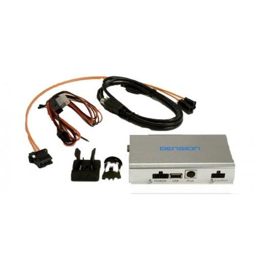 Dension Gateway Lite BT Bluetooth USB Aux Installation ...